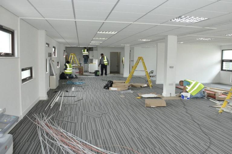refurbishments